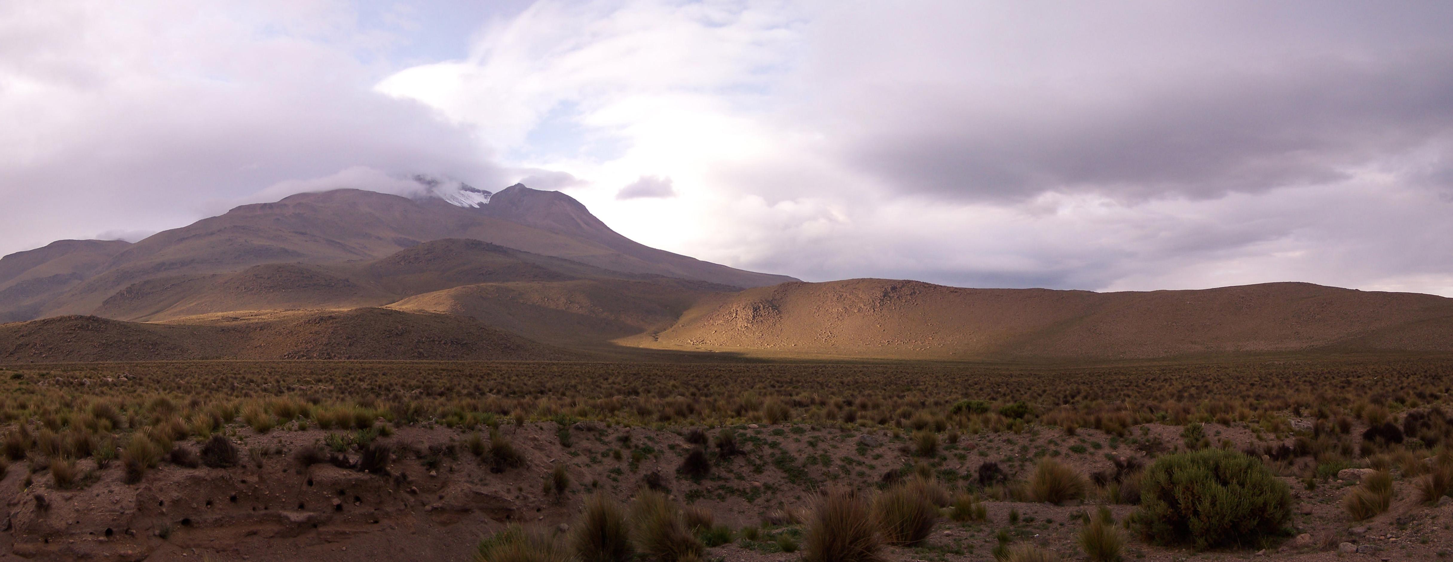 arequipa landscape